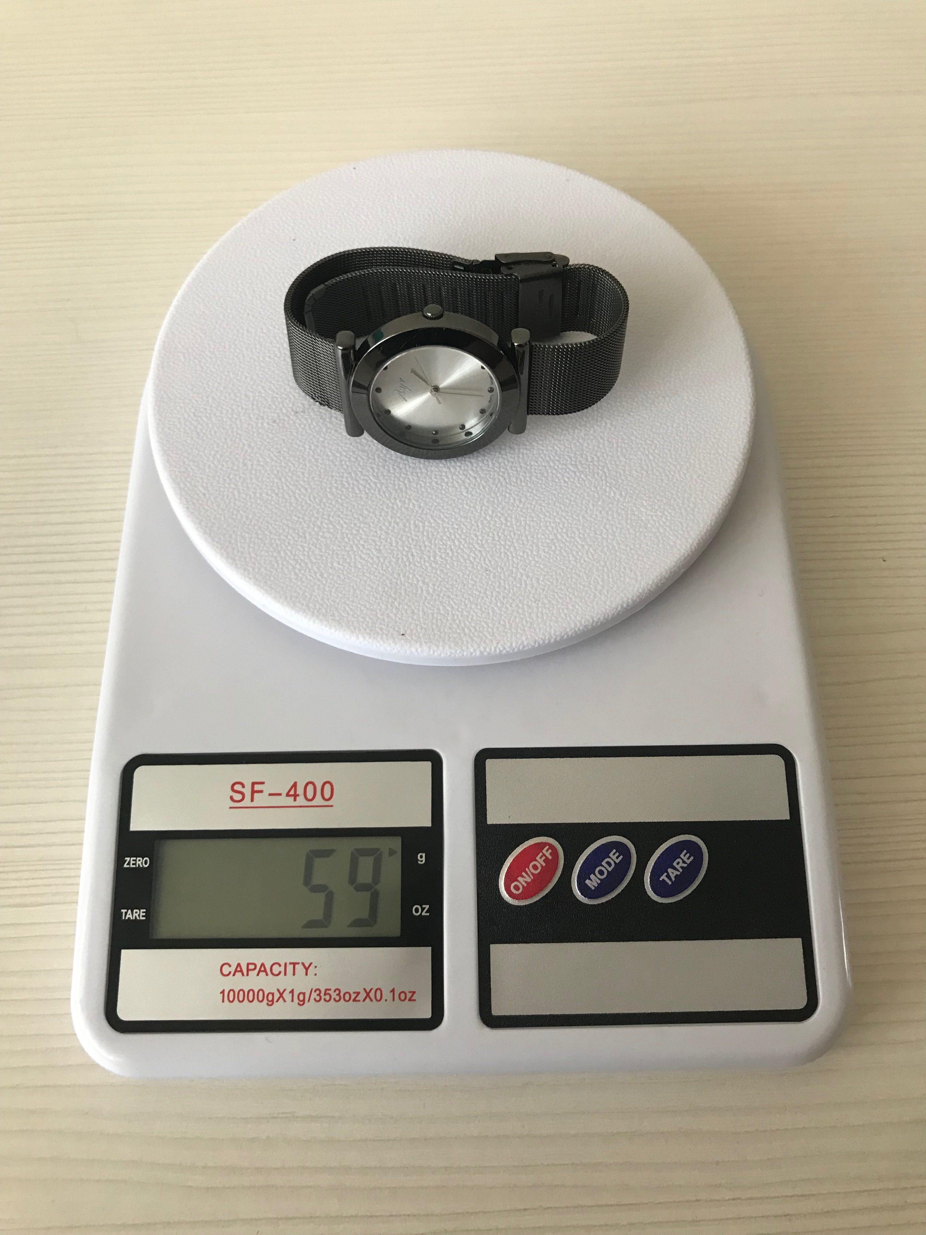вес часов женских luch