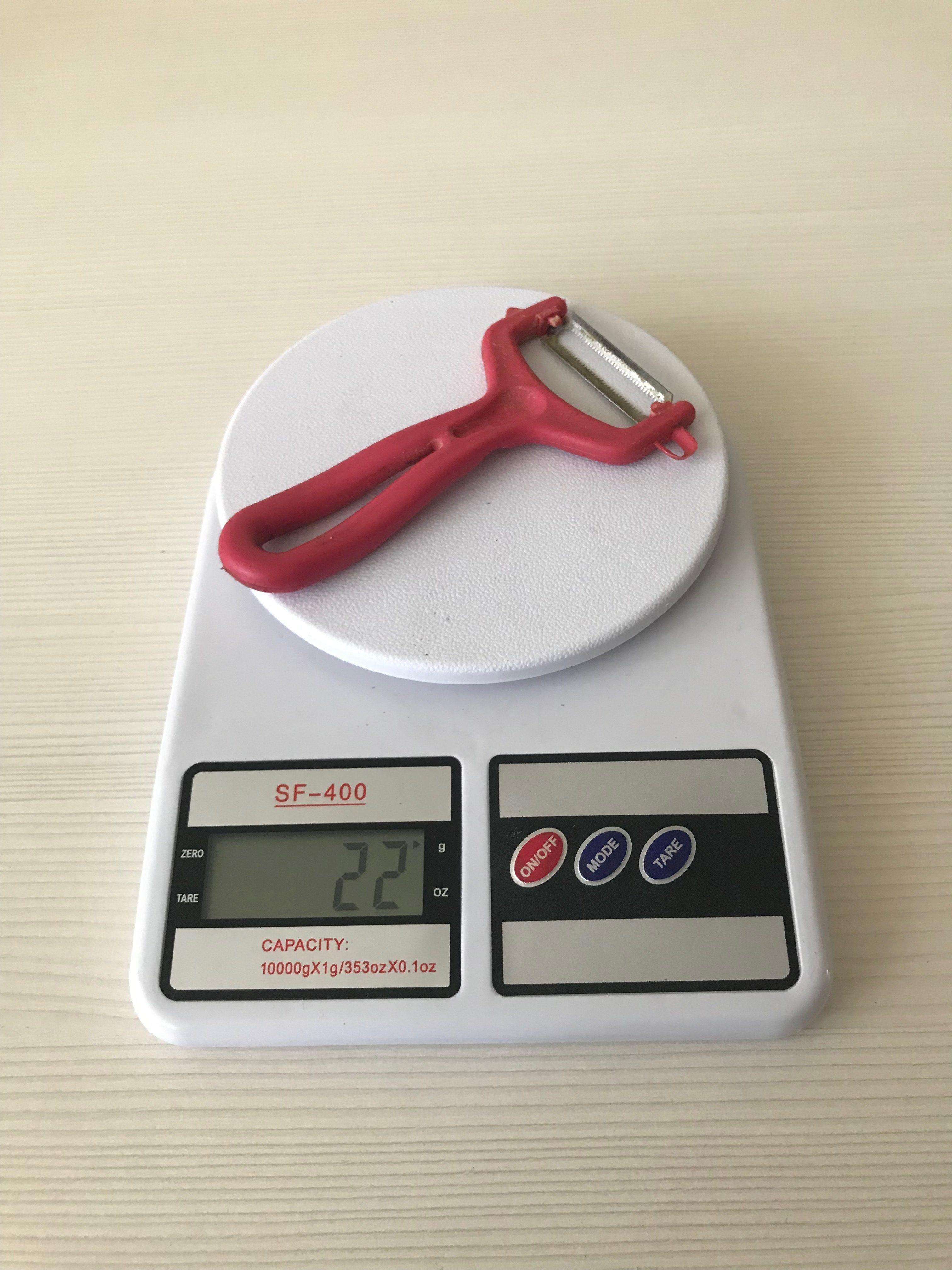 вес овощеочистителя