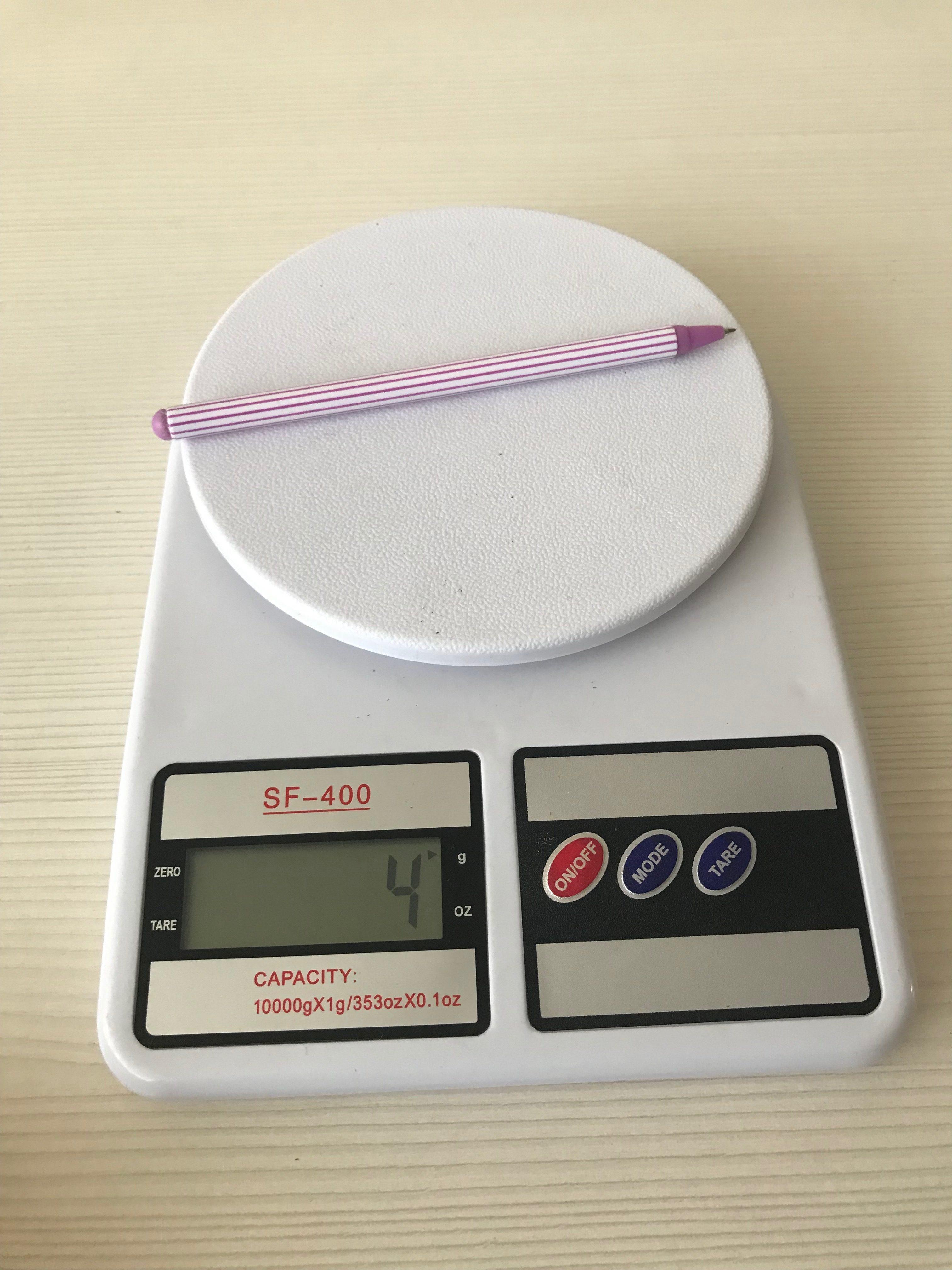 вес ручки
