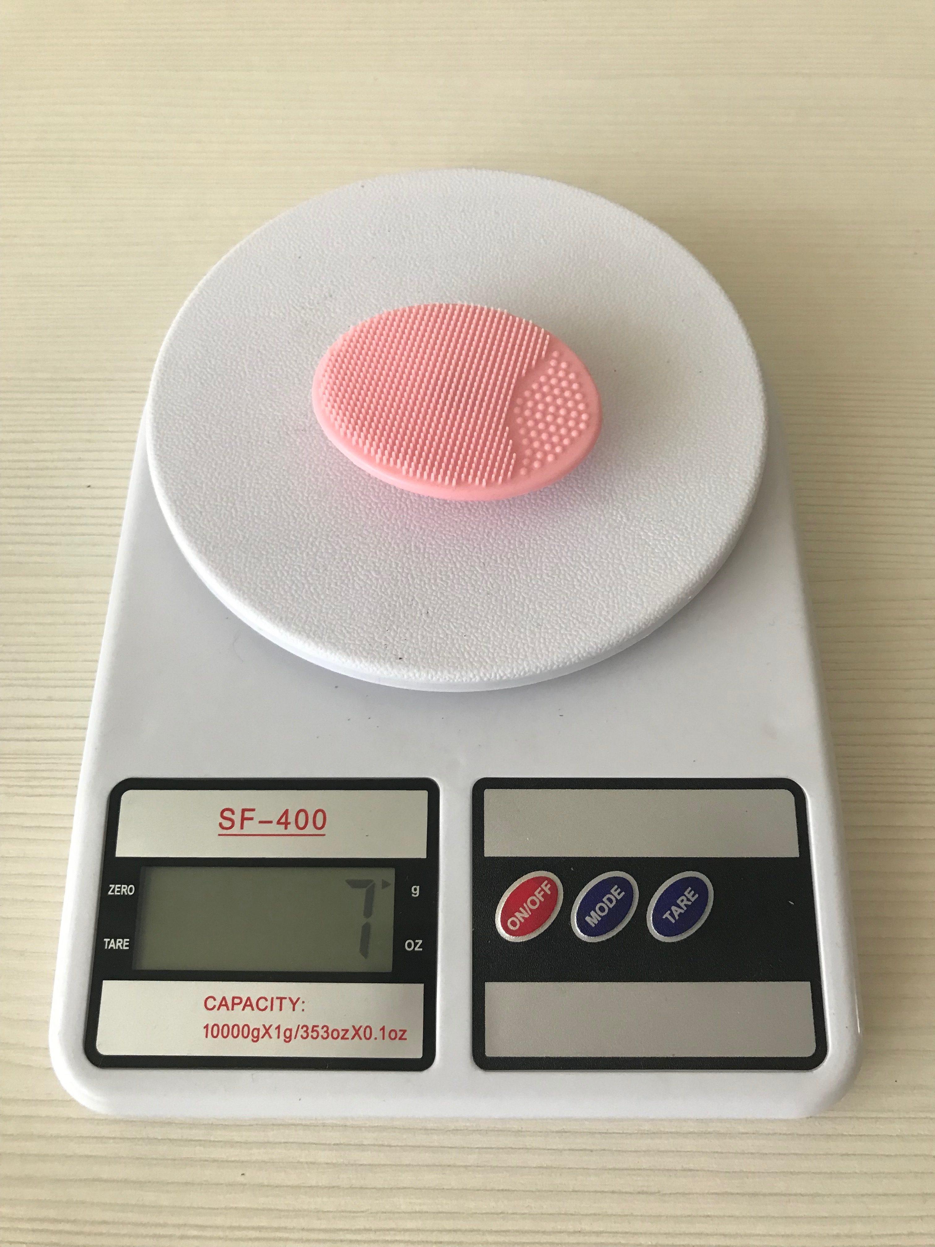 вес щеточки для умывания лица