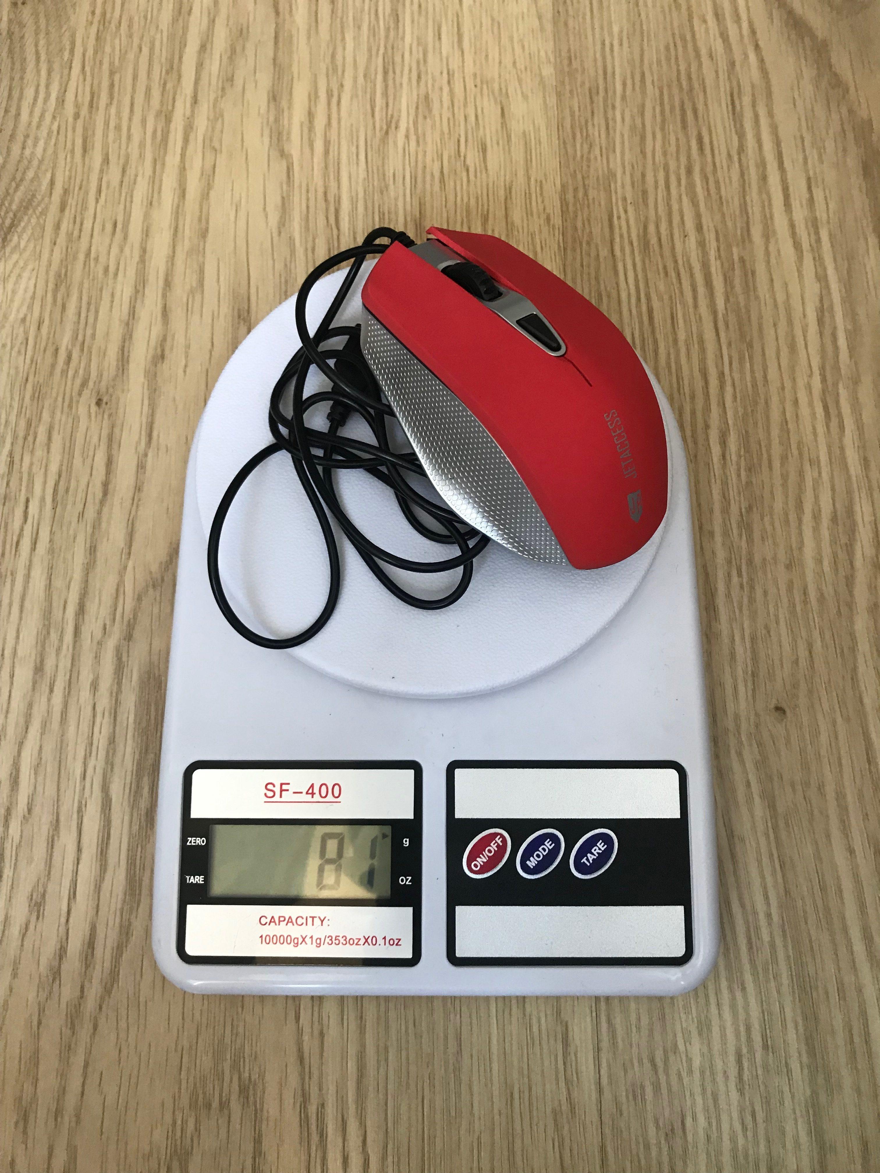 вес мышки компьютерной