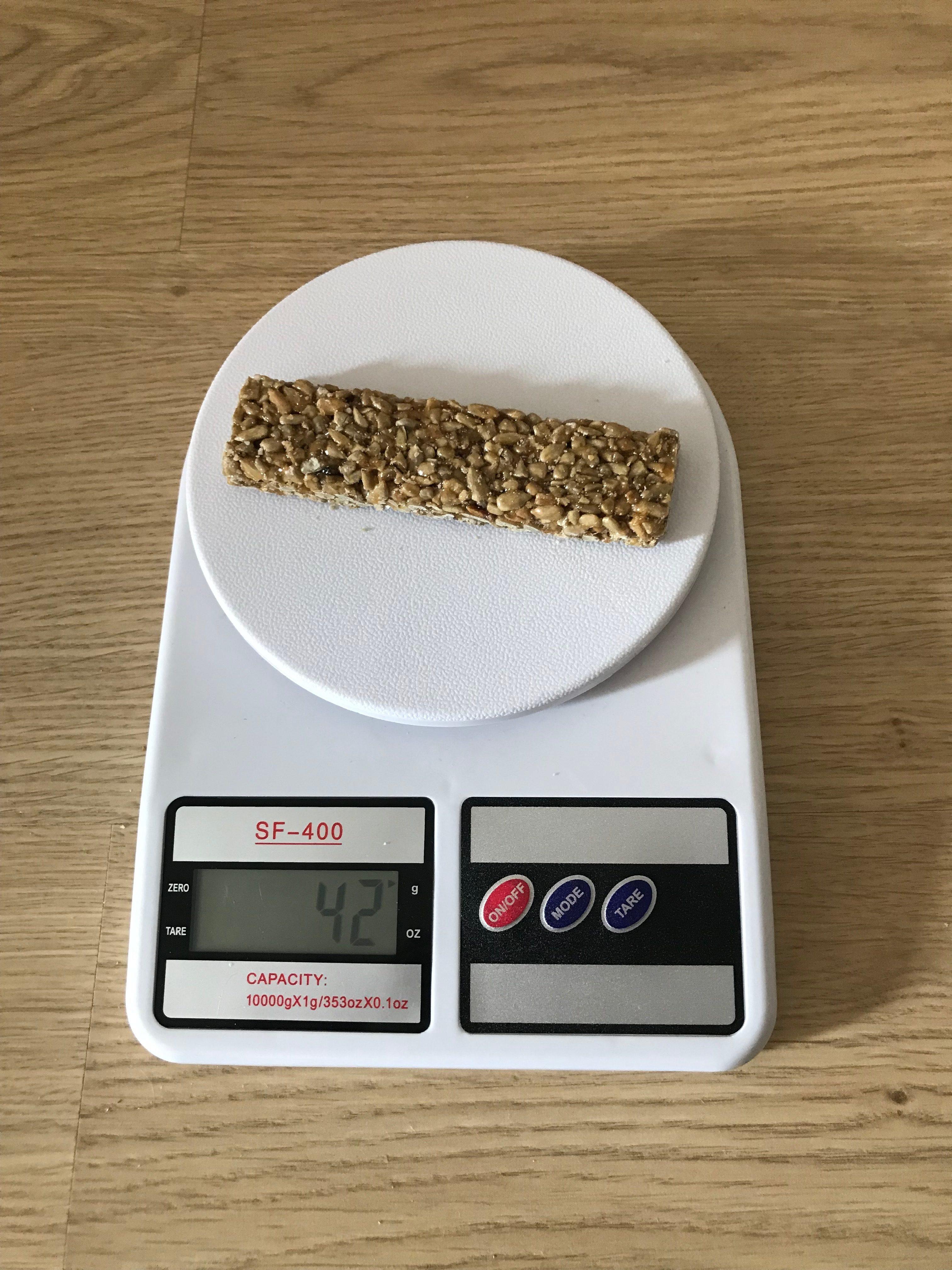 вес козинака