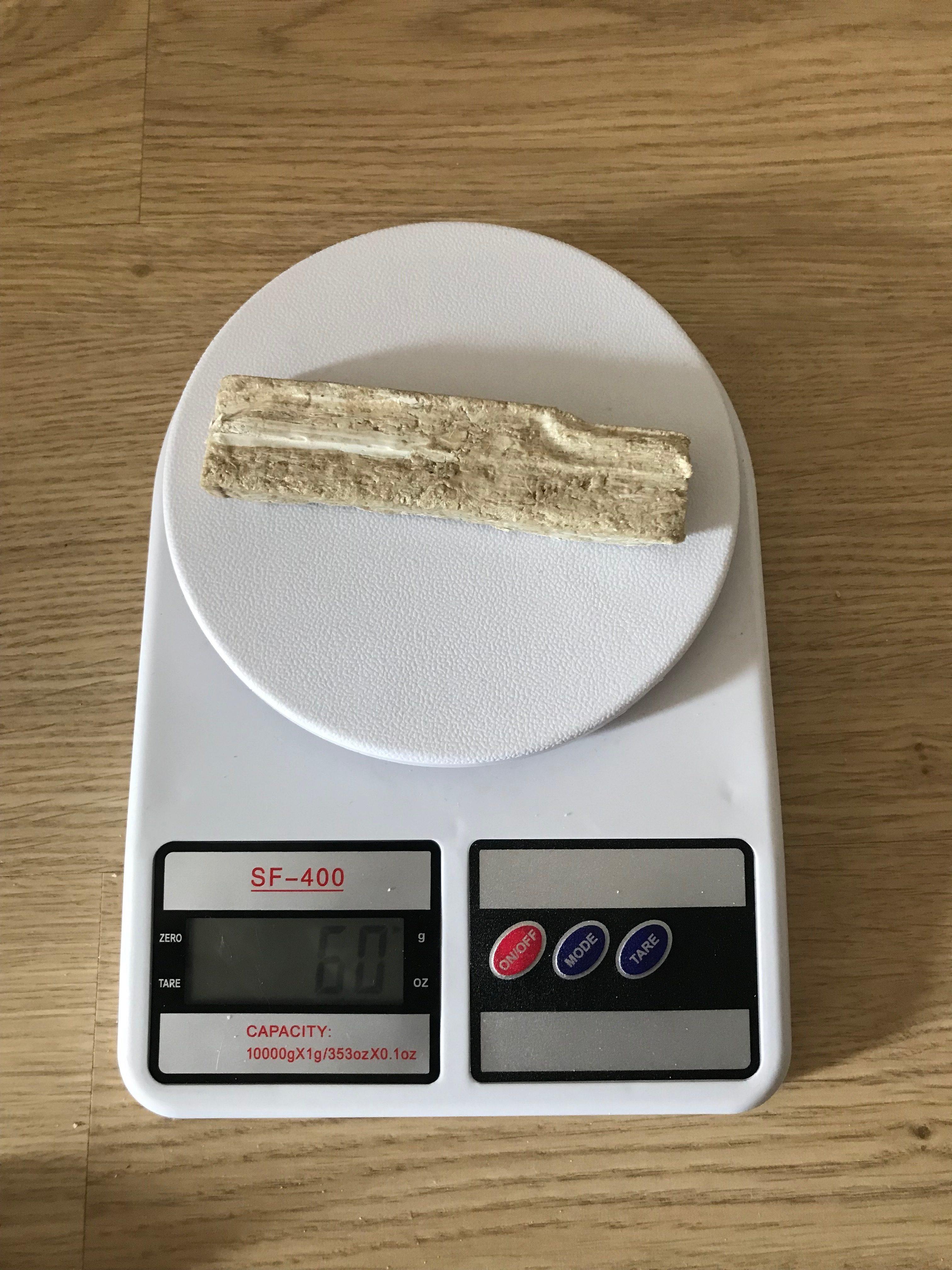 вес халвы