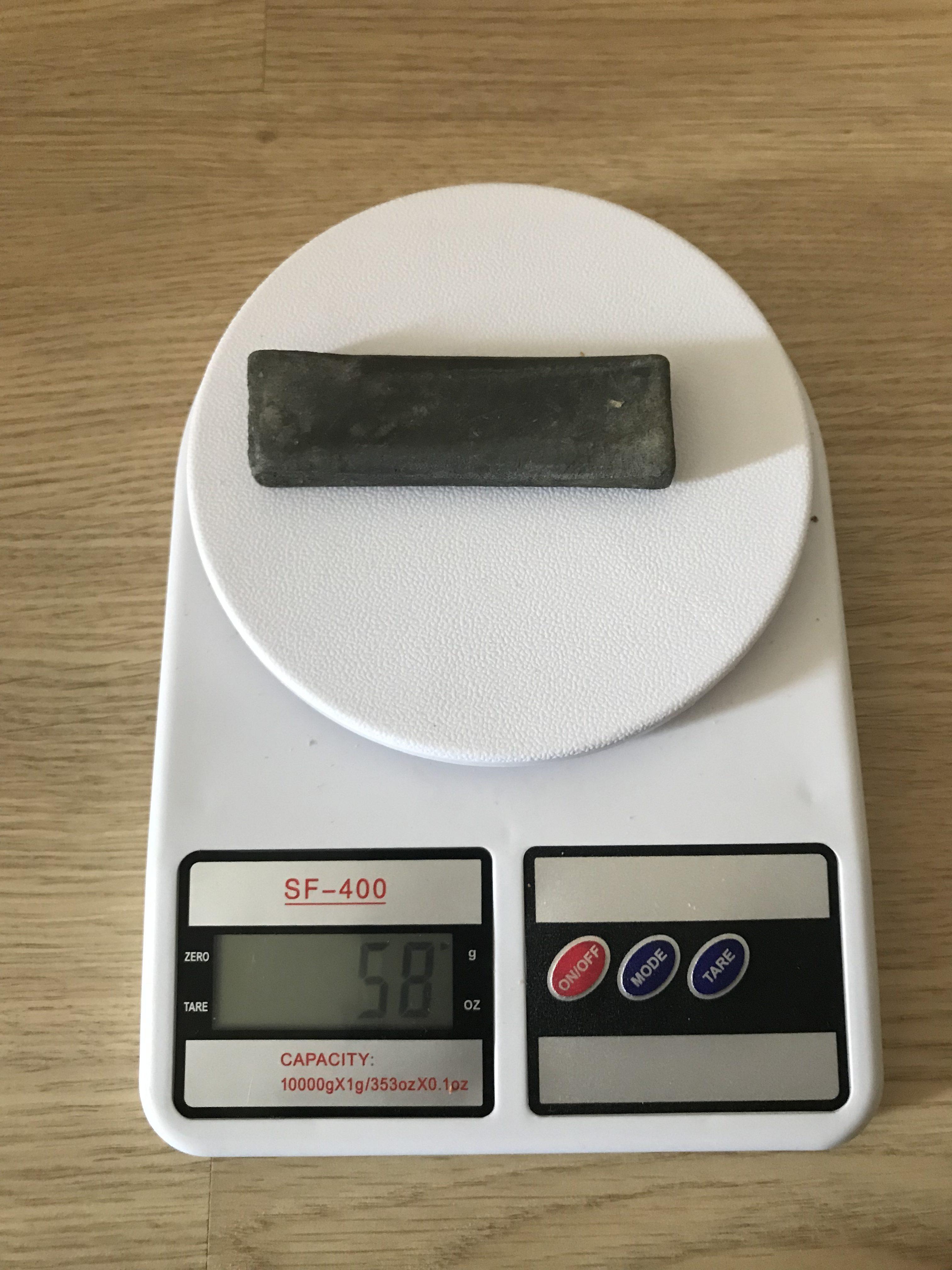 вес ножеточки