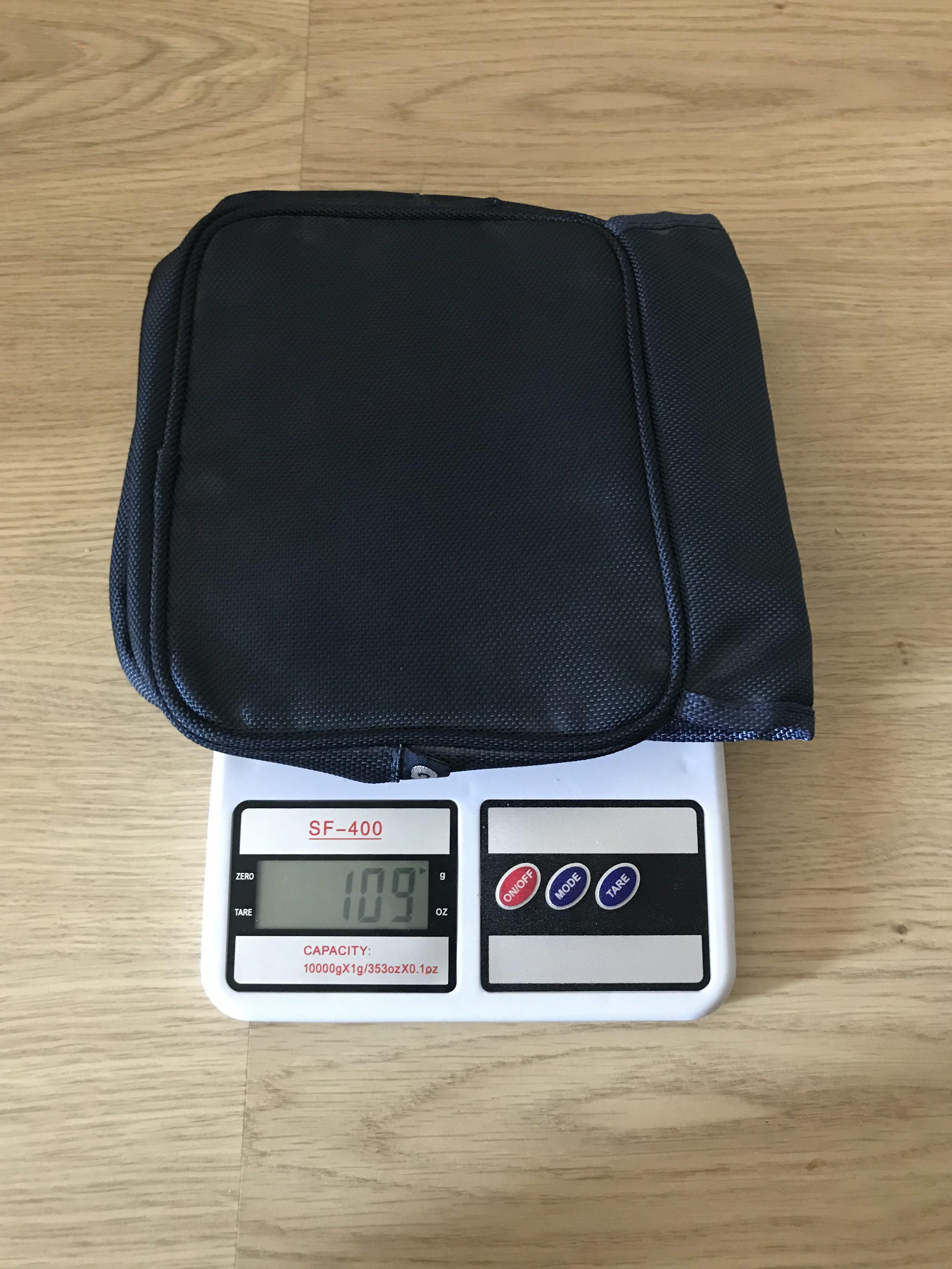 вес косметички