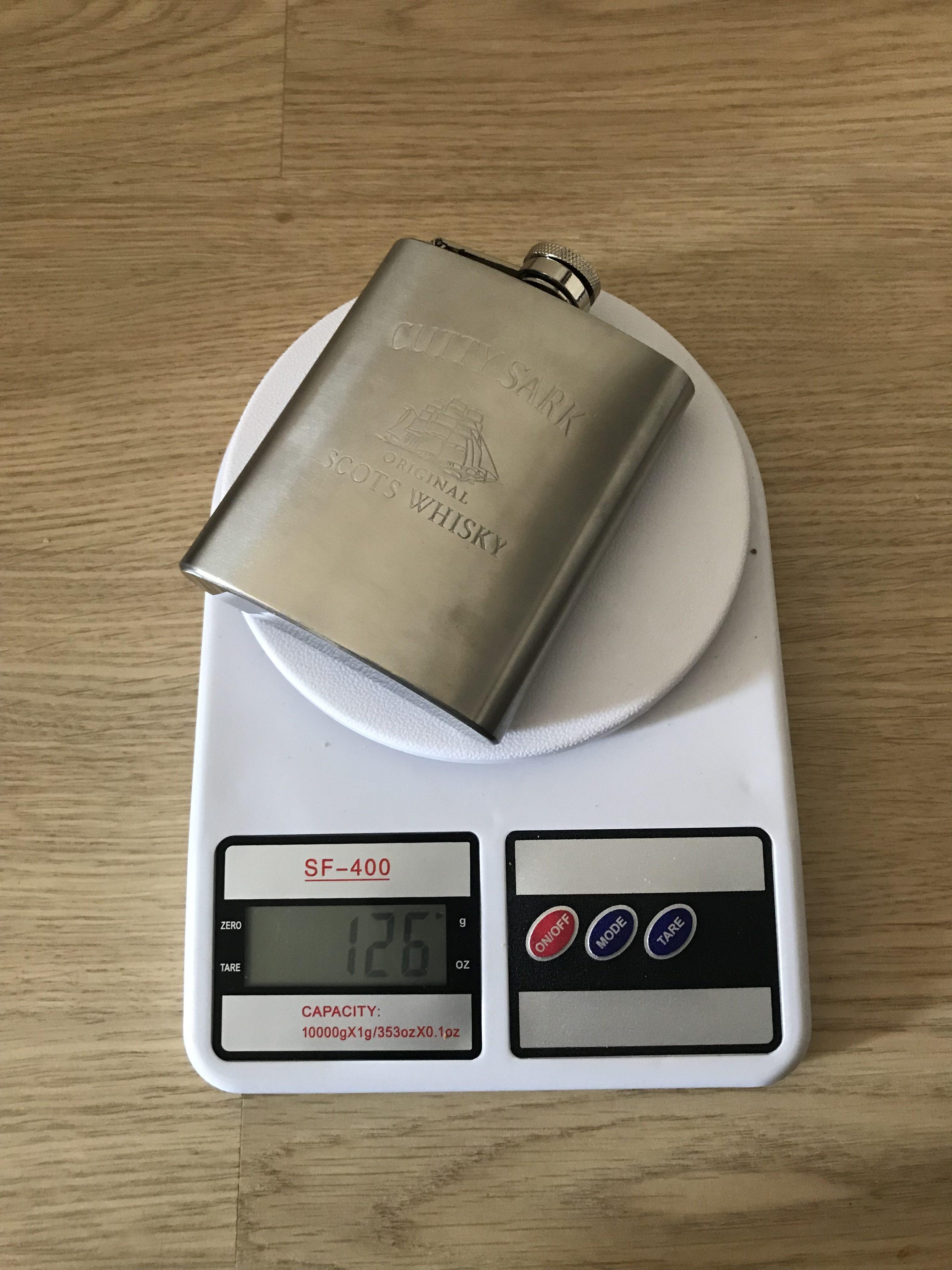 вес фляги