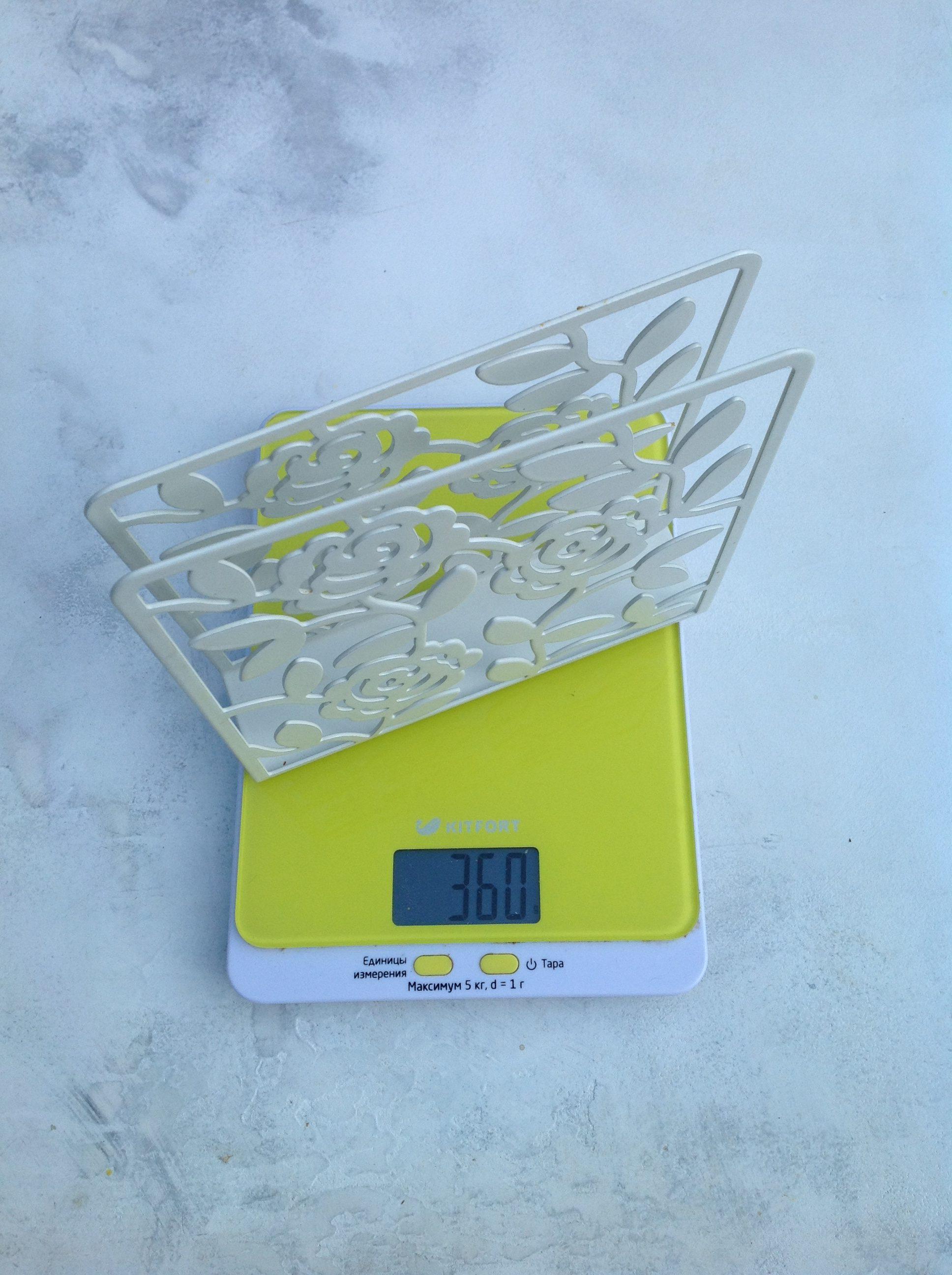 вес салфетницы квадратной икея