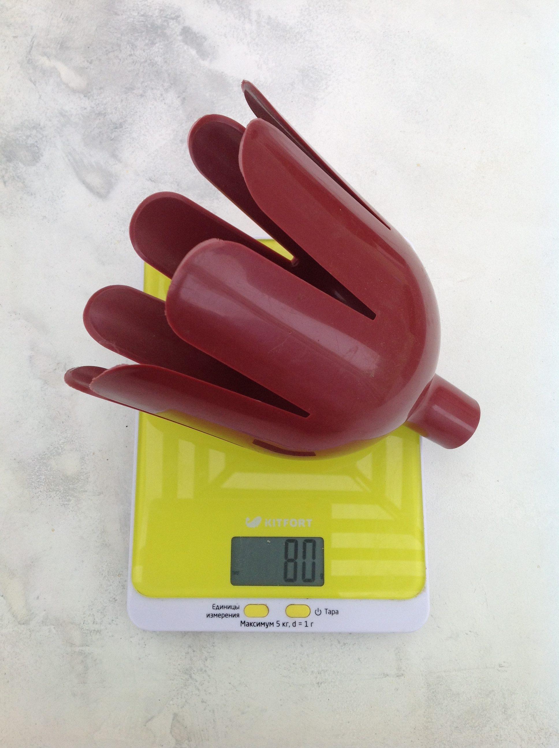 вес плодосъёмника для яблок