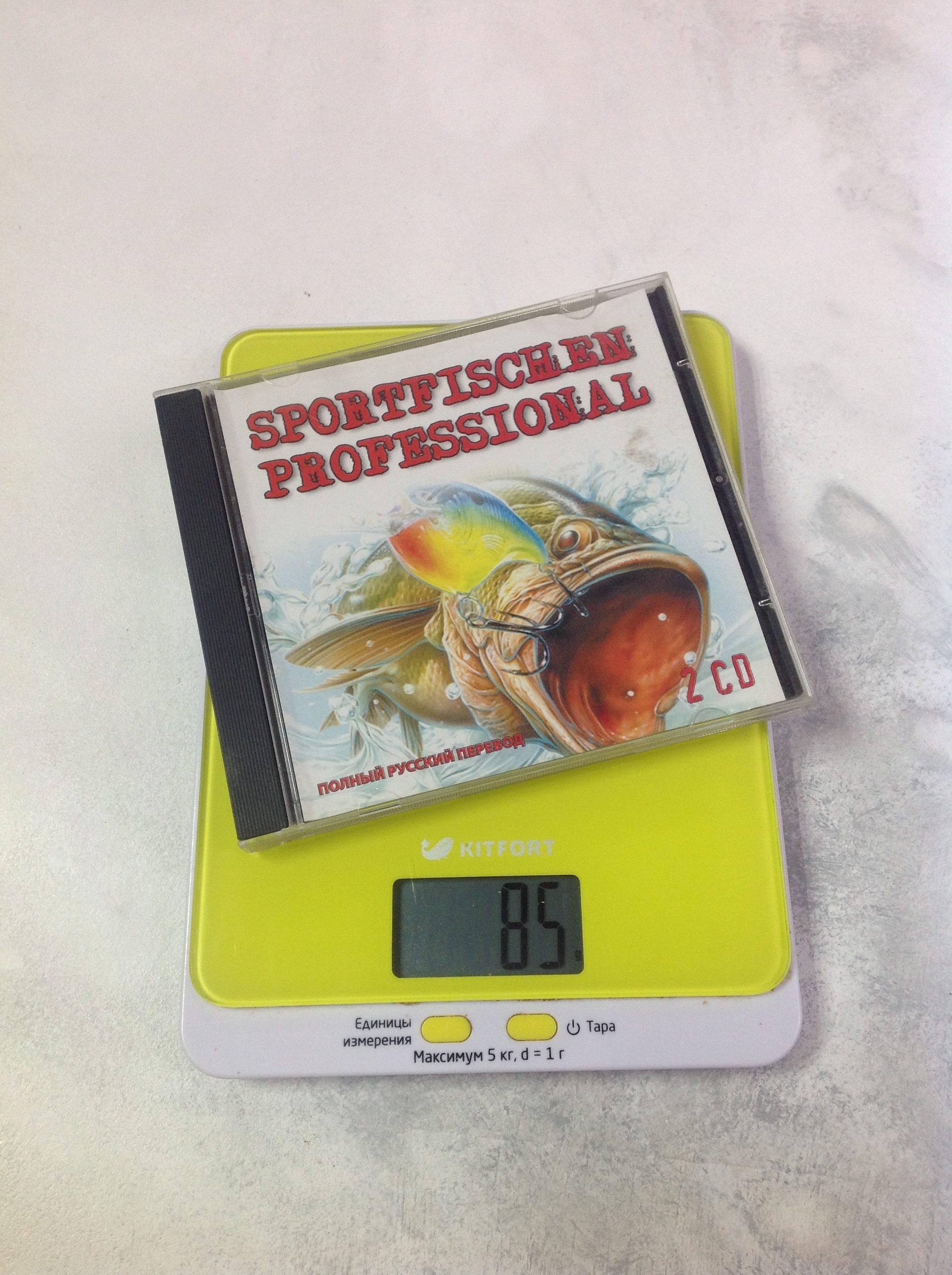 вес cd-диска в упаковке