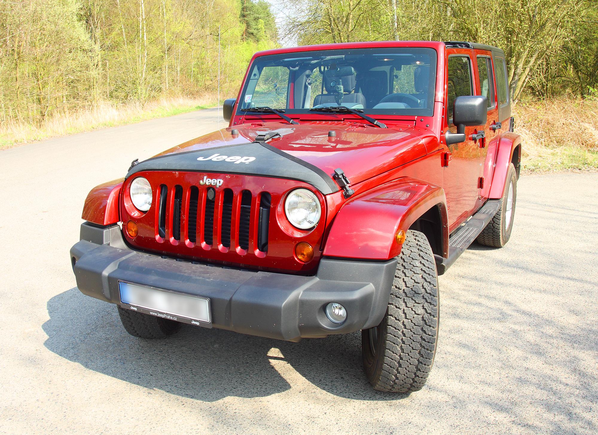вес jeep wrangler