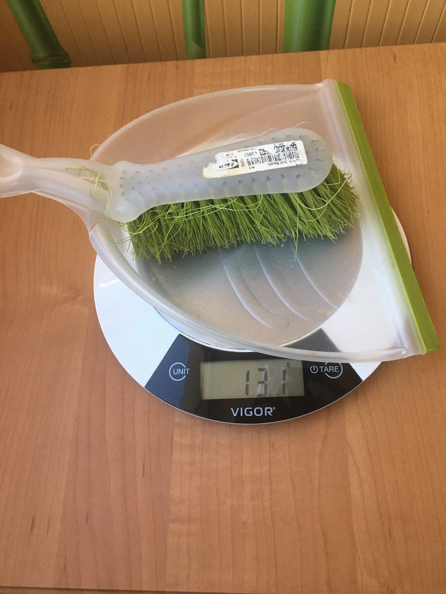 вес набора для уборки