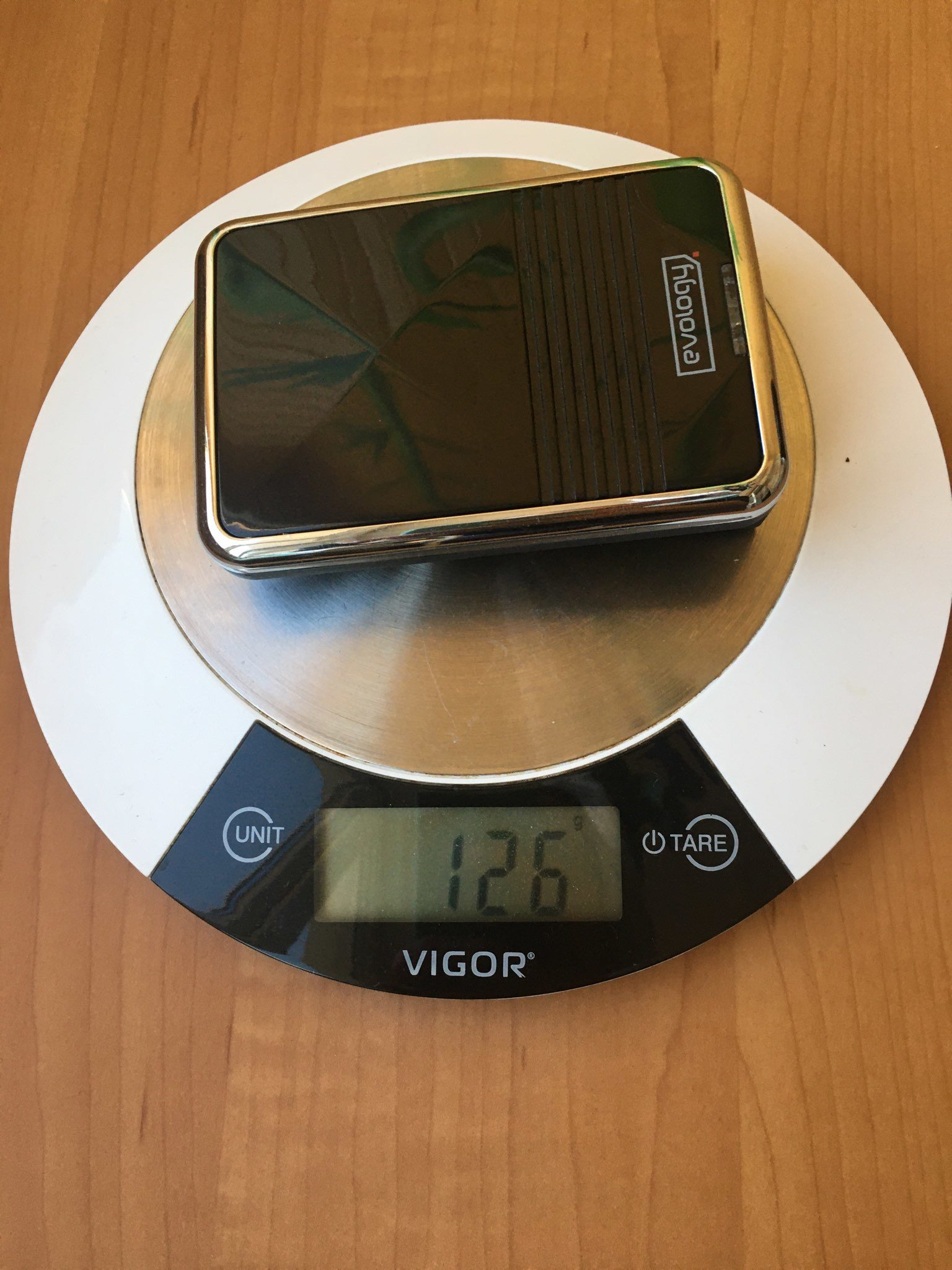 вес динамика дверного звонка