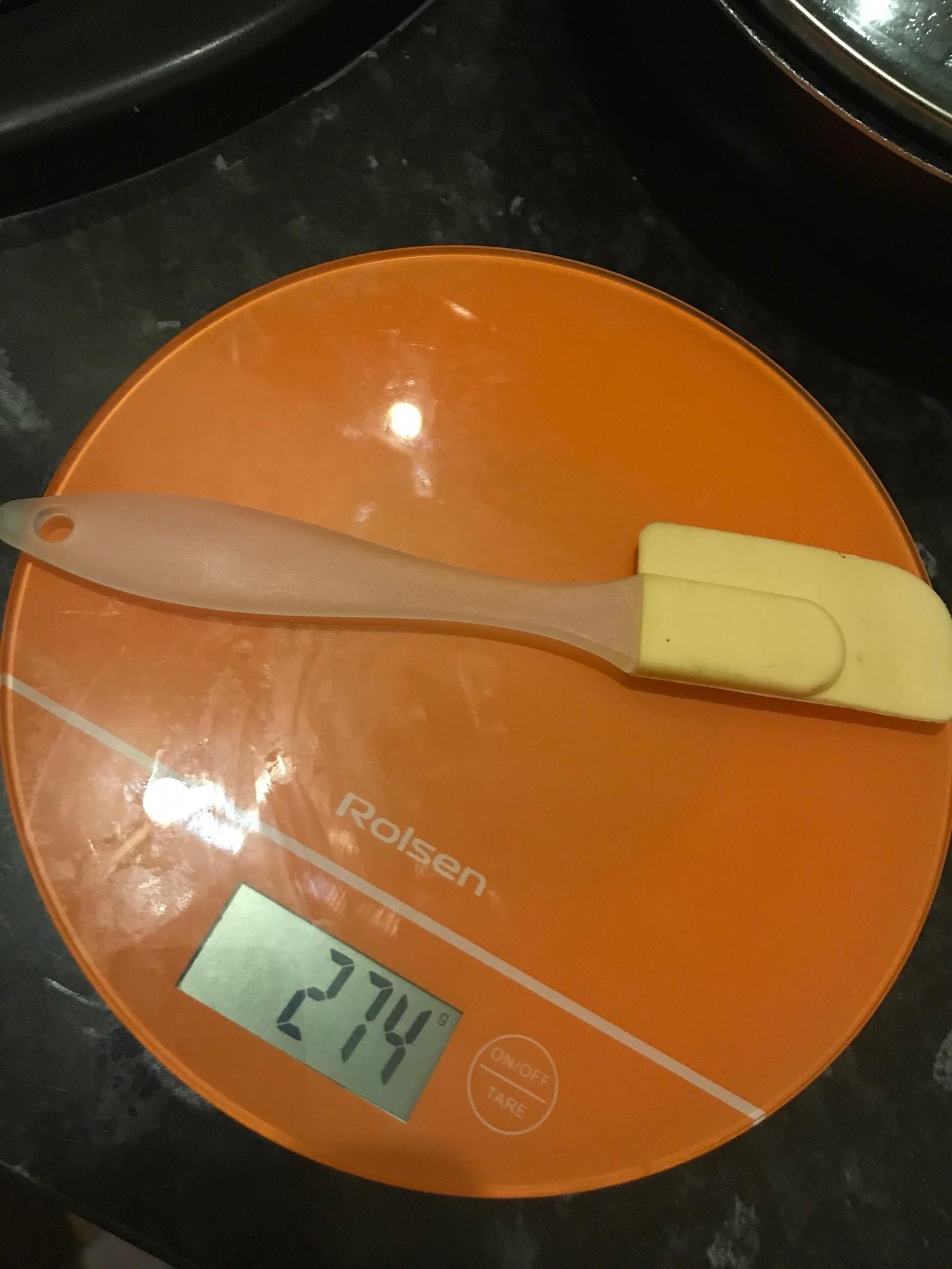 вес лопатки силиконовой