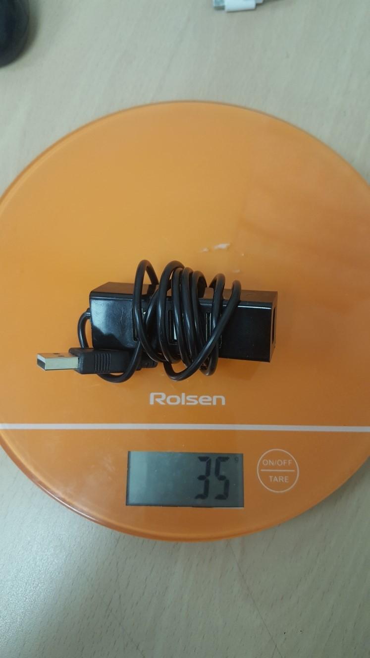 вес разветвителя для usb