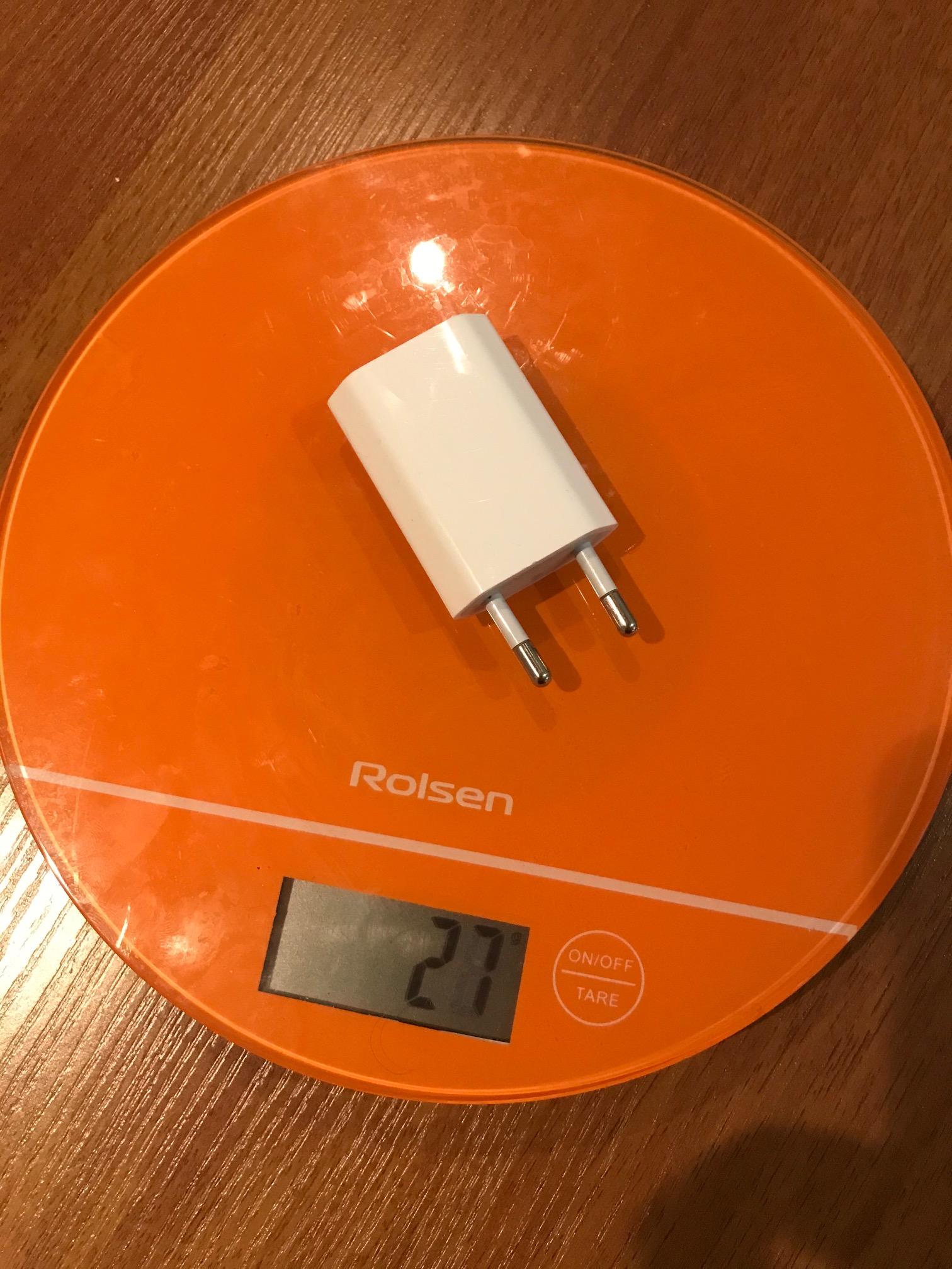 вес блока питания зарядного устройства