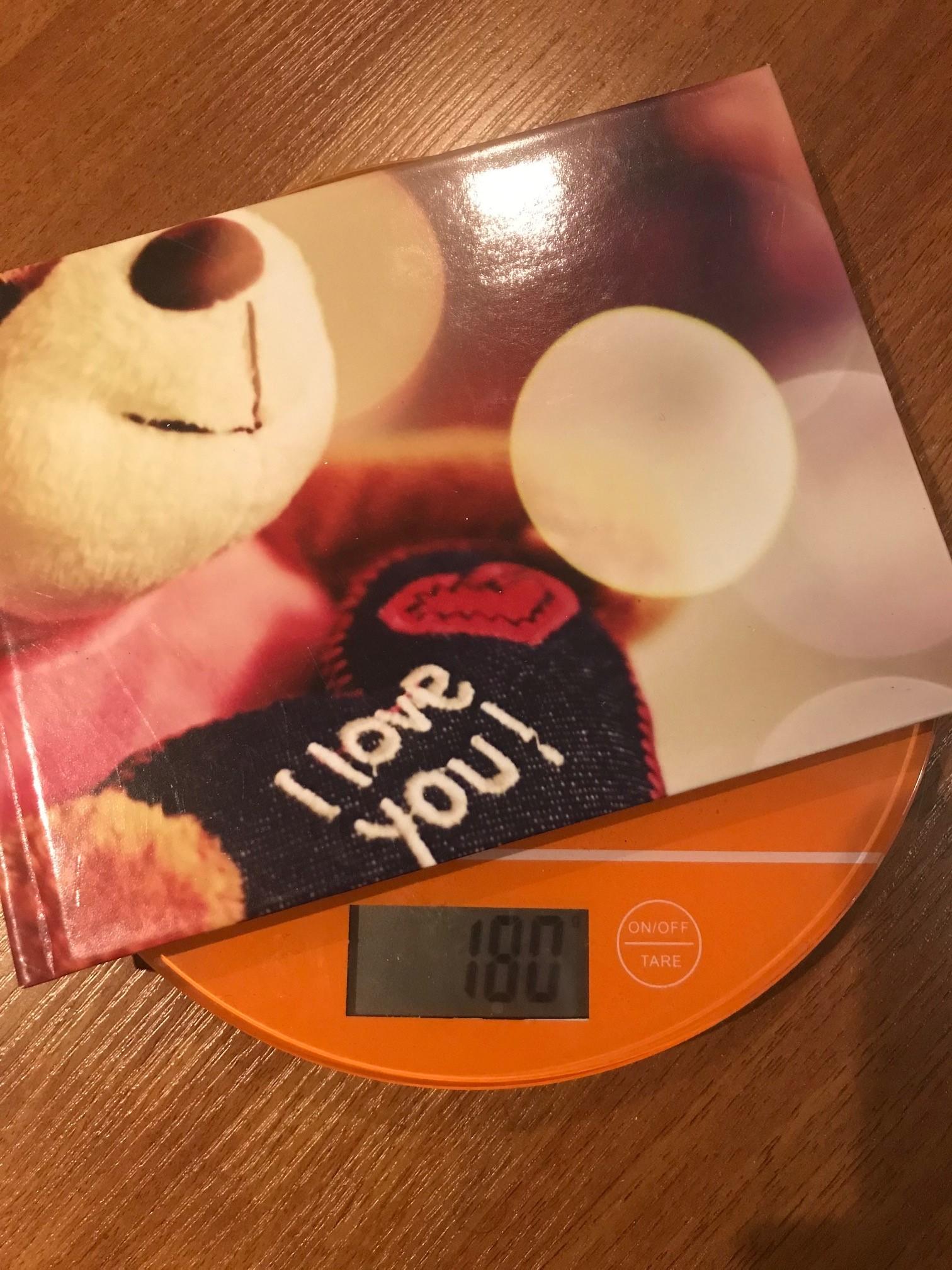 вес книги с фотографиями