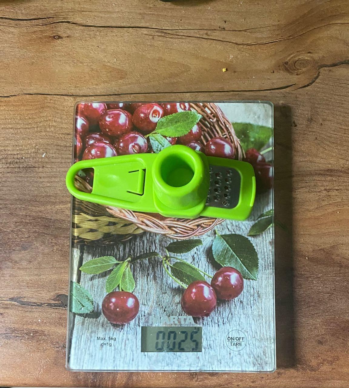 вес терки для чеснока