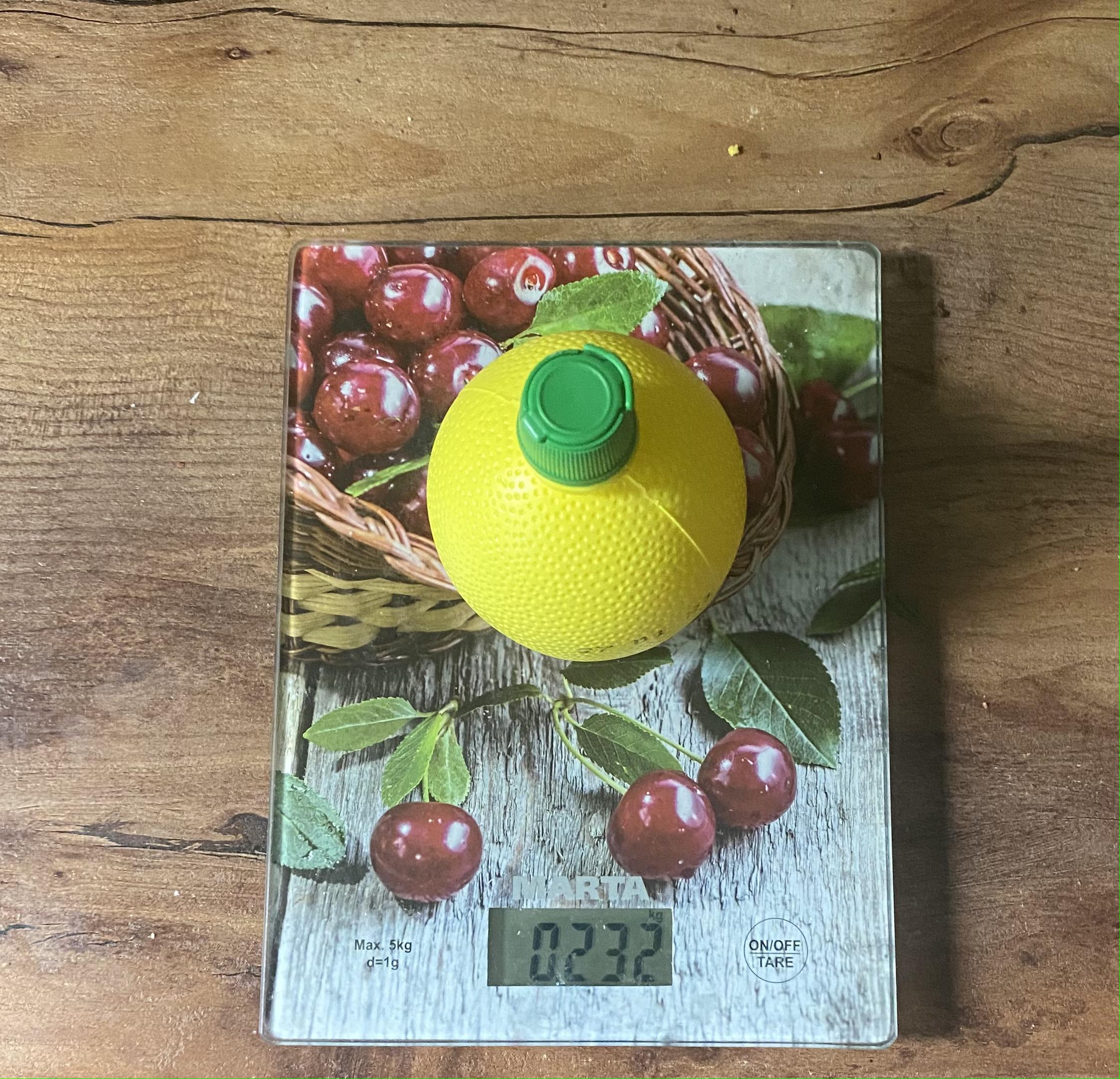 вес лимонного сока sicilia