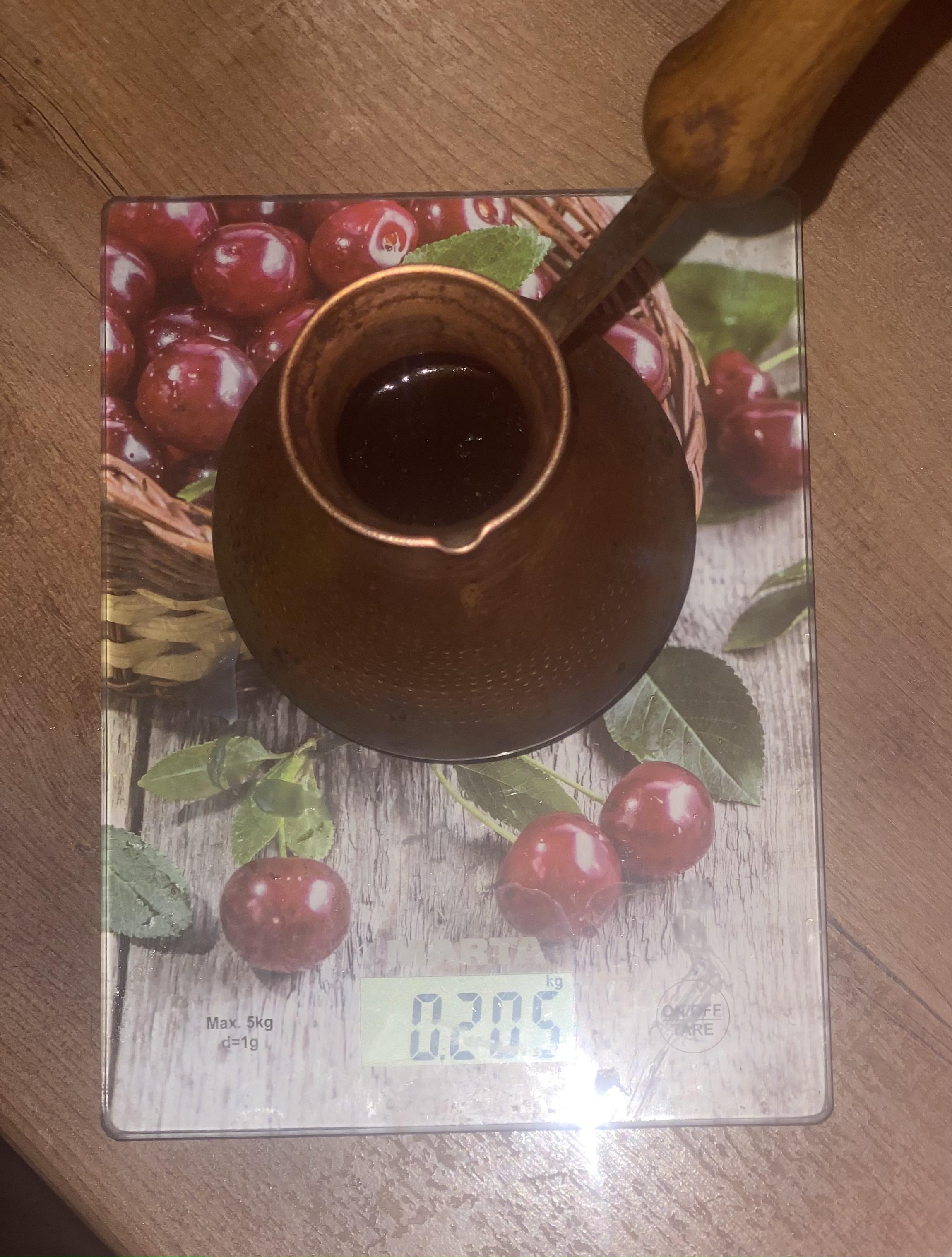 вес турки